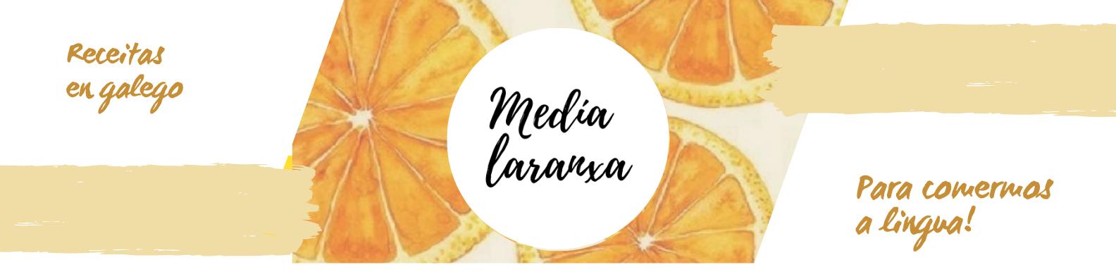 Media laranxa